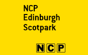 Edinburgh NCP Scotpark logo
