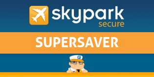 Gatwick SkyParkSecure Super Saver Meet & Greet logo
