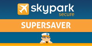 Gatwick SkyParkSecure Super Saver Meet & Greet logo