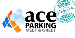 Gatwick ACE Meet and Greet logo