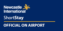 Newcastle Official On Airport Short Stay 1 logo