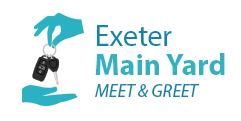 Exeter Main Yard Meet & Greet logo