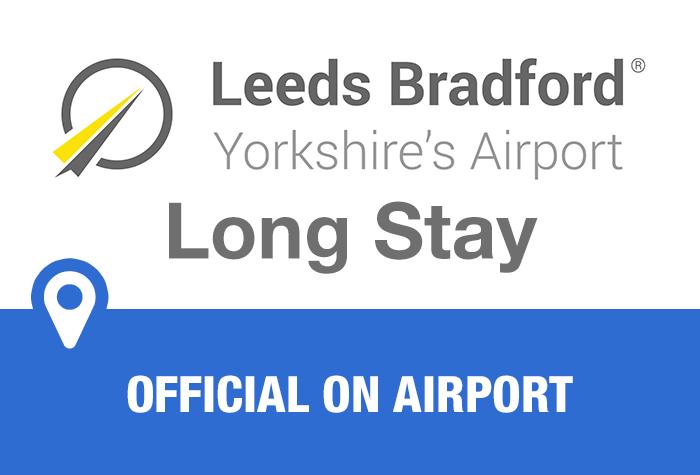 Leeds Bradford Airport Long Stay logo