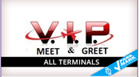 VIP Parking - Meet and Greet logo