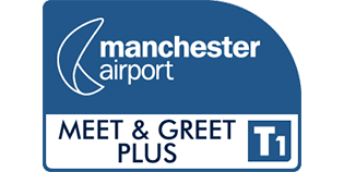 Manchester Official Meet & Greet Plus (Terminal 1) logo