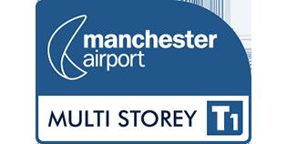 Manchester Airport Multi-Storey Terminal 1 logo
