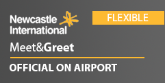 Newcastle On Airport Meet and Greet logo