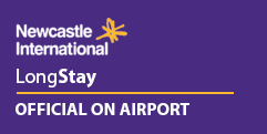 Newcastle Official On Airport Long Stay Parking logo