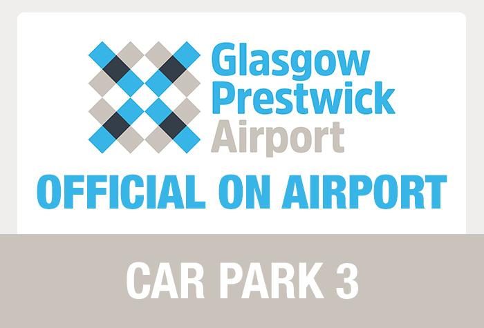 Glasgow Prestwick Car Park 3 (Terminal Mid & Long Stay) logo