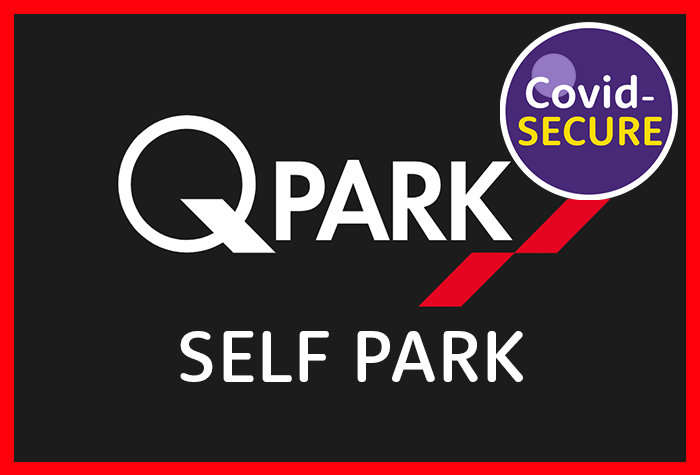 Heathrow Q-Park Self Park logo