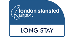 Stansted Official Long Stay logo
