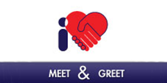 Stansted I Love Meet and Greet logo