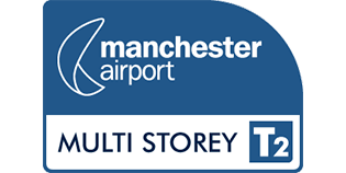 Manchester Airport Multi-Storey Terminal 2 East logo