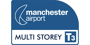Manchester Airport Multi-Storey Terminal 3 logo