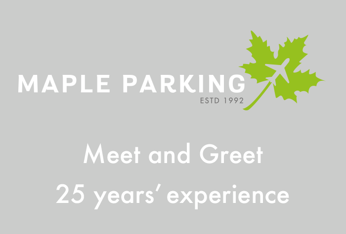 Birmingham Maple Parking Meet and Greet logo