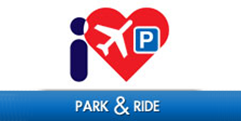 Stansted I Love Park and Ride logo