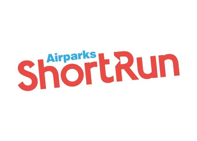Birmingham ShortRun by Airparks logo
