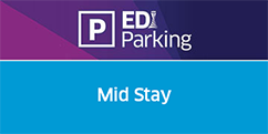 EDI Parking Mid Stay logo