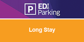 EDI Parking Long Stay logo