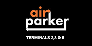 Heathrow AirParker Park & Ride - Terminals 2, 3 & 5 logo