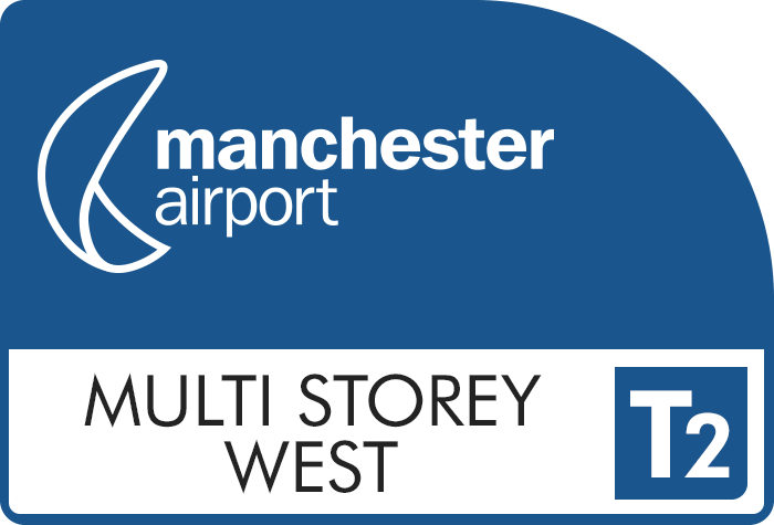 Manchester Airport Multi-Storey Terminal 2 West logo