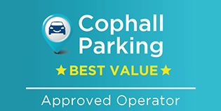 Cophall Parking Gatwick logo