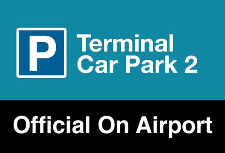 Luton Terminal Car Park 2 logo