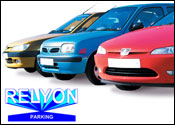 Dover Relyon Cruise and Ferry Parking logo