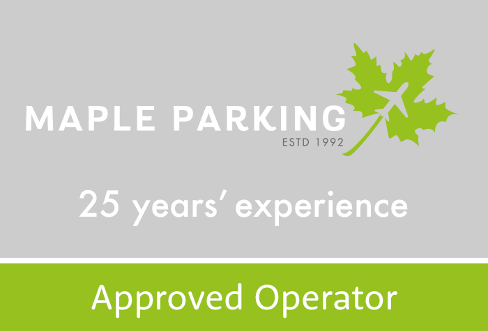 Gatwick Maple Parking Meet and Greet logo